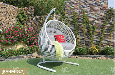 EAGLE COLLECTION - 2016 Best selling Synthetic rattan Round shape Hammock - Swing Chair Garden Outdoor furniture