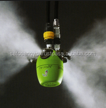 Ikeuchi apan humidification system fog machine water fogging nozzle high pressure fog system