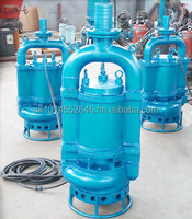 11KW/15KW/18.5KW/22KW- ZSQ(R)Two-pipes submersible sand/slurry/sewage/iron ore/ mining/tailings/fly ash pump
