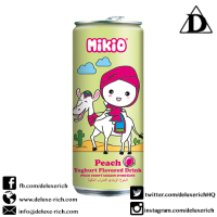 Mikio Peach Yogurt/Smoothie Drink