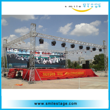 entertainment show wedding performance stage truss
