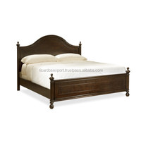 2016 Wooden Low Four Poster Bed For Sale