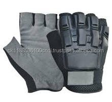 black cheap paintball gloves