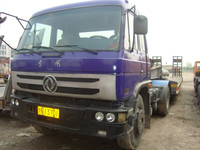 Used trailer low bed, China Cheap Trailer Truck for sale