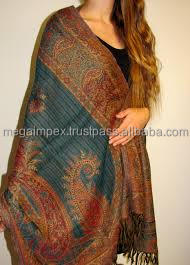 Fashion ladies pashmina shawls