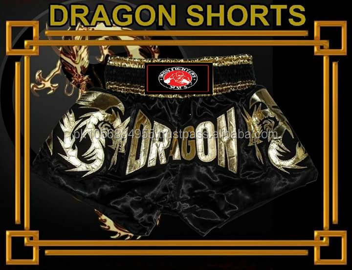 Muay Thai Short Dragon Short