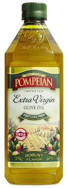 Refined Extra Virgin Olive Oil and Almond Nuts