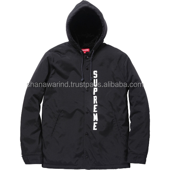 New Customized Coach Jacket men's,New Design Football Team coach jacket,Coach Jacket Skate Zoom dc skate coach jacket