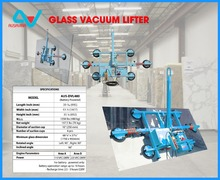 Ausavina Glass Vacuum Lifter - DVL480 for glass building, lifting glass slab, moving glass slab