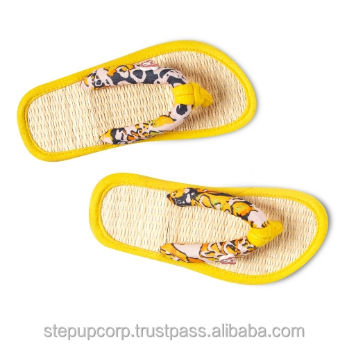 high new design eva slipper Vietnam cinnamon indoor home spa slipper child slipper