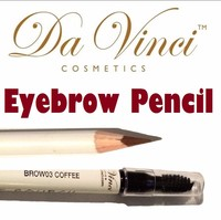 Beautiful Mineral Eyebrow Pencil - Da Vinci Cosmetics 5 colors - Chemical Free Makeup