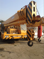 Used Tadano Truck Crane 55ton Max lifting height 40m / Also Used 35T, 50T, 65T, 70T, 75T, 80T
