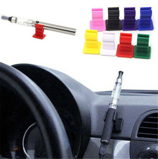 Car Holder Electronic Cigarette Plastics Pen Display for EGO EVOD eCig E Cigarette