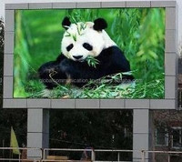 Waterproof outdoor LED display, Led screen with low price