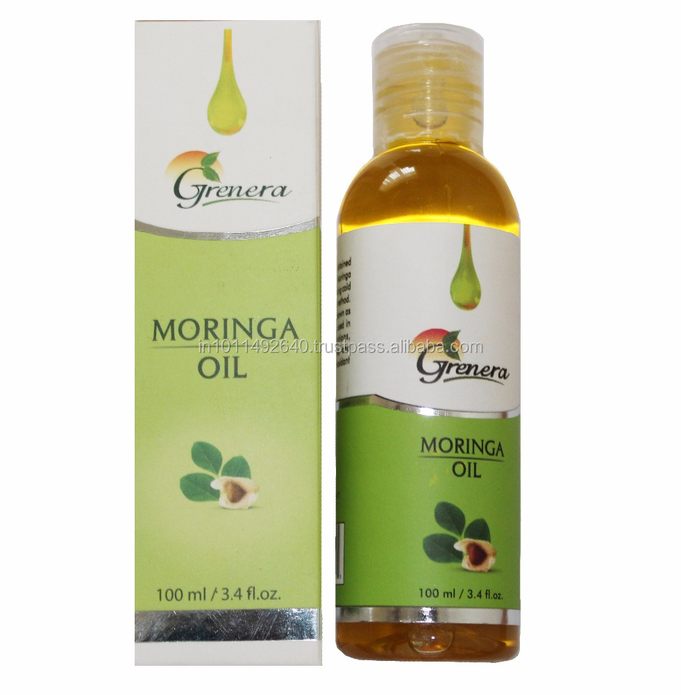 Natural Moringa Seed Oil