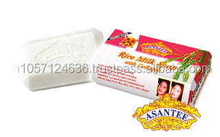 Rice Milk Soap with collagen