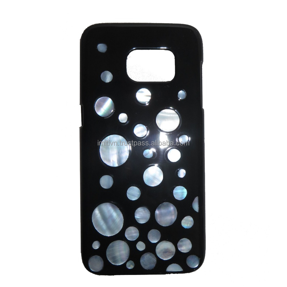 cell phone case for smartphone - good for import mobile phone accessories - handmade lacquer bubble image