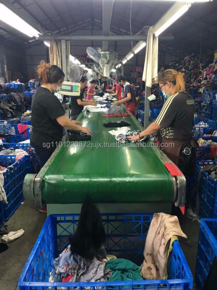 Used Clothing Direct Factory Used Clothing Summer Secondhand Clothes