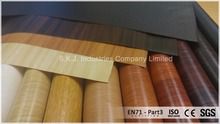 Thai PVC Wood Grain Overlay for Furniture and Art