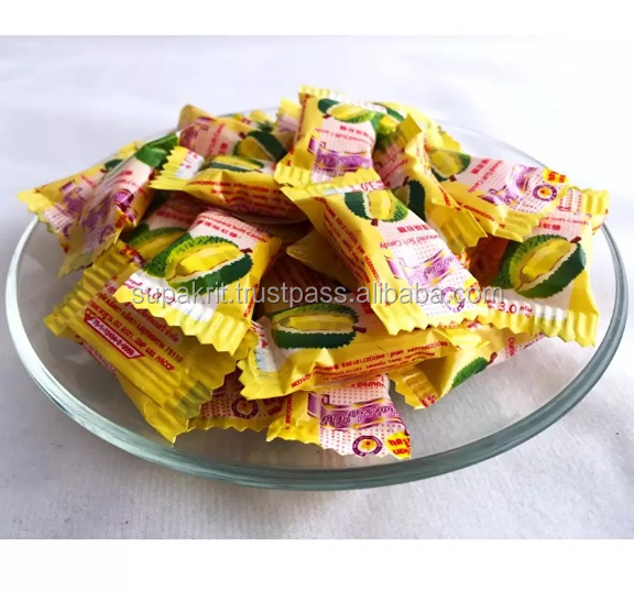 THAI AO CHI'S Durian Flavoured Soft Candy