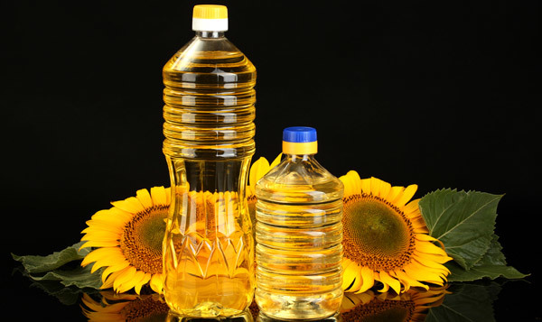 Pure Edible Refined Sunflower oil WITHOUT extra addings 1l and 5l