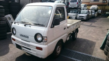 RIGHT HAND DRIVE RHD USED CARS JAPAN 1992 DA51 DA51T CARRY SUZUKI