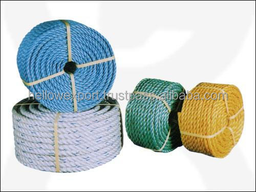 Anti Corrosion 32 Strand Monofilament Polypropylene Pp Anchor Line Rope For Marine Ship/rope door screen