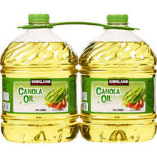 Refined Canola Oil in bulk supply from Denmark