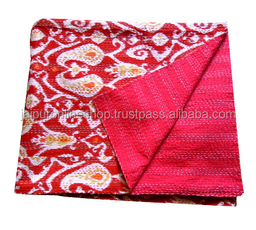 Kantha Quilt Wholesale Kantha Throw From India