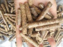 Wood Pellet Din plus ( PREMIUM ) / EN plus-A1 Wood Pellet Packed in 15 kg