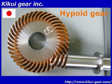 Various types of functional hypoid gears with quick delivery