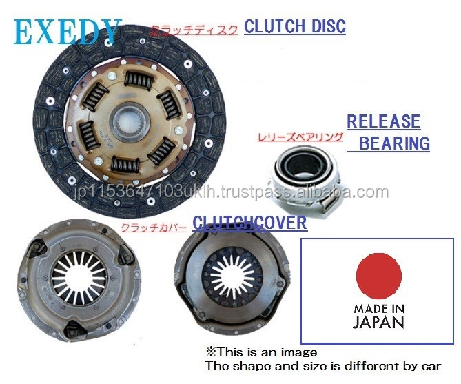 Various types of exedy clutch japan as most popular items