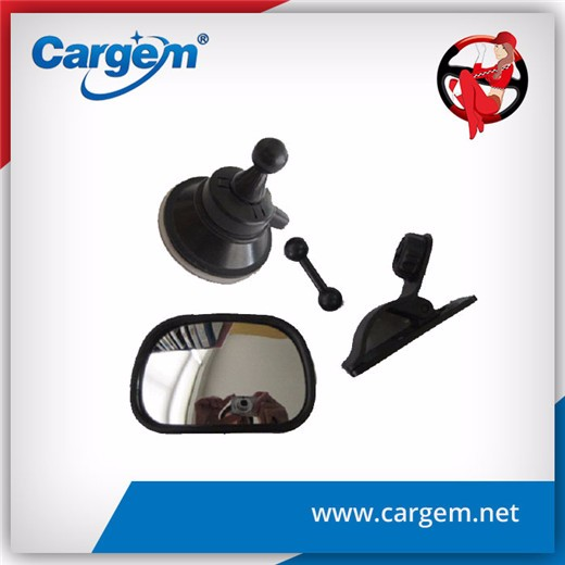 CARGEM Multifunktionsverstellbarer Rücksitz Baby Car Mirror 85x57mm