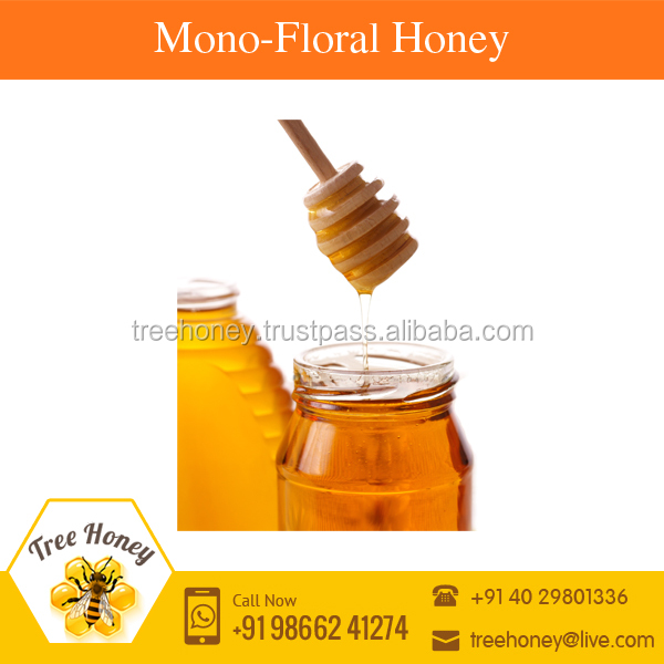 Premium Quality Mono Floral Honey for Wholesale Buyers