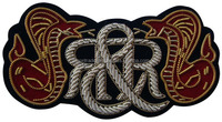 HONI SUIT Q MAL Y PENSE-MILITARY BADGES, PATCHES, INSIGNIA, FLAGS, COLLAR TABS AND BANNERS