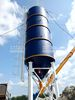All-welded cement silo