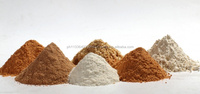 Malt extract powder. Other grain extracts