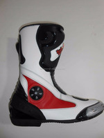 MOTORBIKE SHOES MOTORCYCLE RACING MOTOGP LEATHER