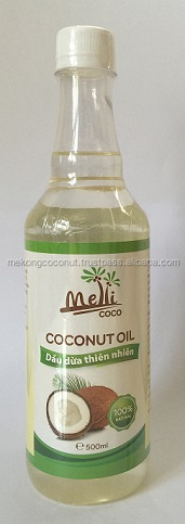 Best Quality Virgin Coconut Oil (VCO) from Vietnam