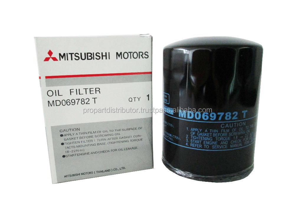 MITSUBISHI fuel filter MD-069782T (STRADA,G-WAGON,L200,PAJERO L04)DIESEL/2WD,4WD Genuine japanese auto parts