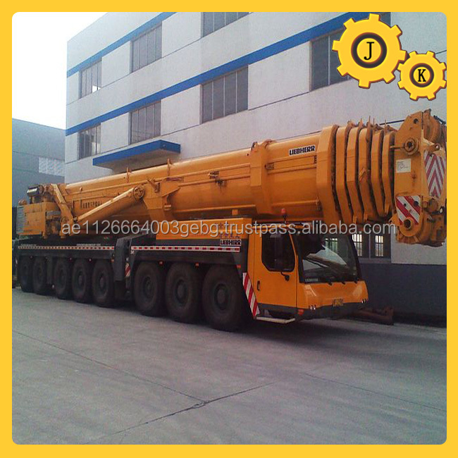 Liebherr used 500tons LTM1500-8 all terrain crane for sale
