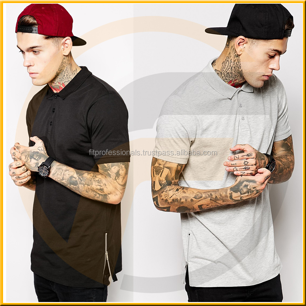 top trend best deal religion longline it polo shirt
