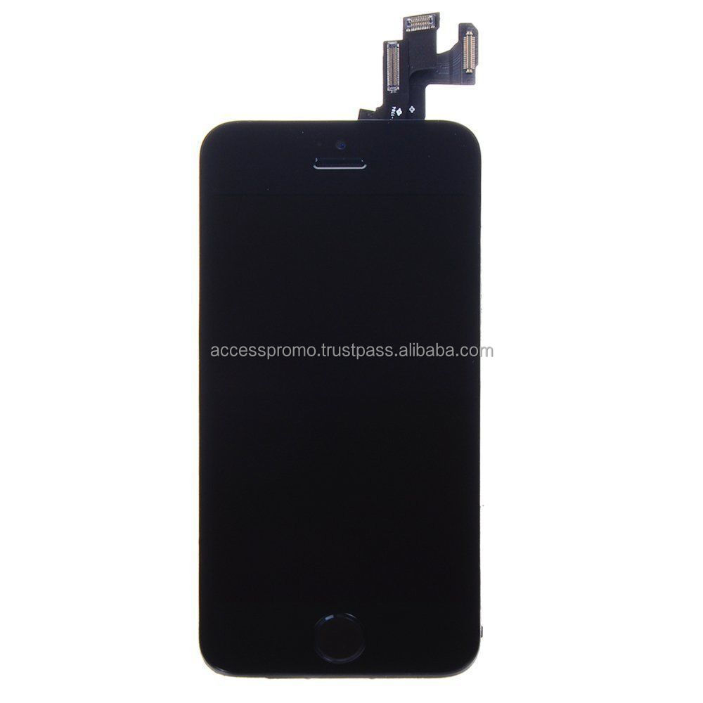 wholesale mobile phone lcd assembly for iphone, for iphone lcd screen, for iphone4/4s/5/5s screen for sale in bulk