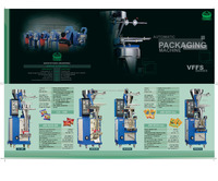 Vertikal Packaging CA Series for powder, granule, seed etc