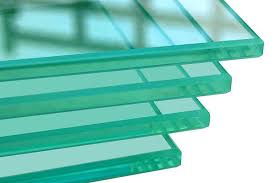 Building Glass high quality safe tempered laminated glass