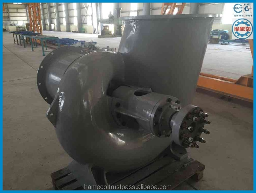 HAMECO-Vietnam leading Mechanical Company- Competitive price - Industrial pump - Hydro Power Plant - Casting- CNC Machining