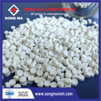 PP PE LDPE LLDPE HDPE masterbatches white master batch 2017 Top Vietnam Producer