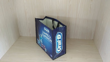 Custom Printed Reusable Shopping Bag Made From Recycled Material For Retail And Promotion
