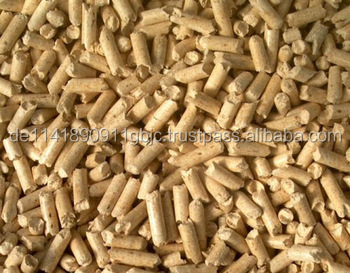 Top Quality DIN+ Wood pellets 6mm
