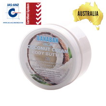 High-Grade BANABAN Extra Virgin Coconut Cream Body Butter